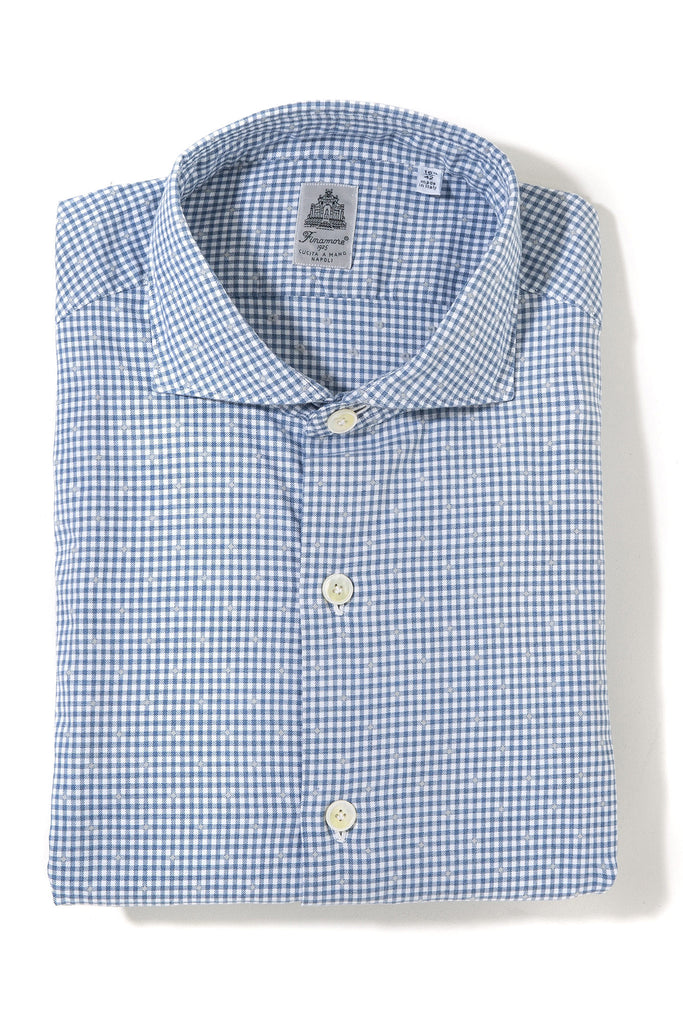 Finamore Myles Dress Shirt (4103412711517)