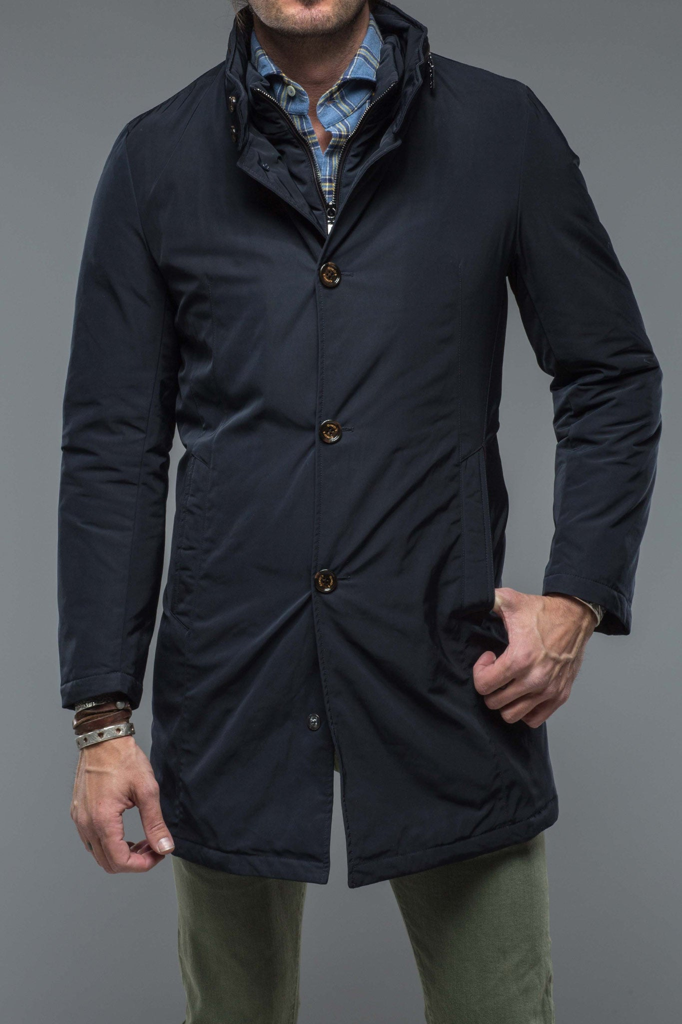 Hubert Down City Coat (4456600600669)