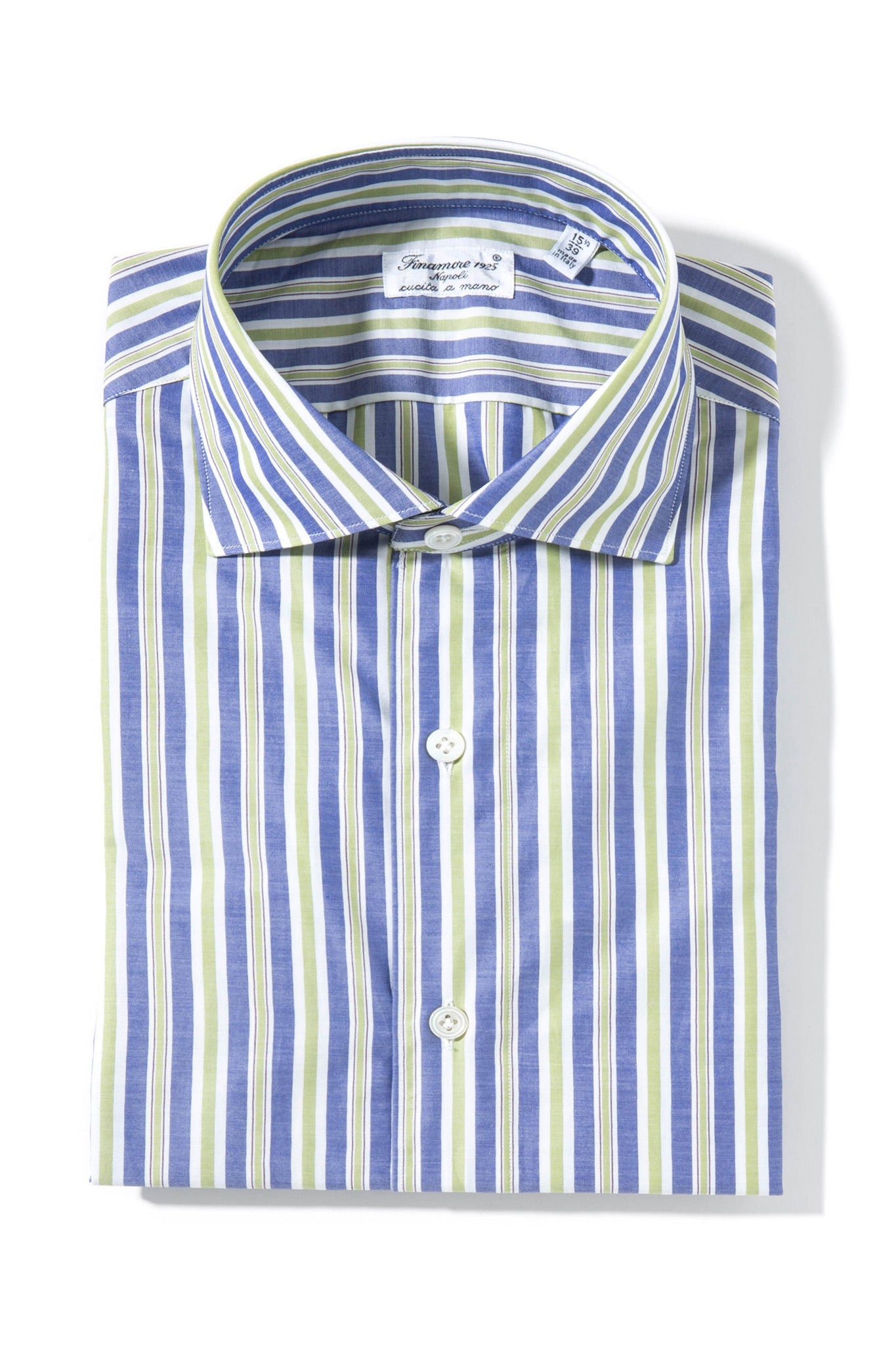 Finamore Nico Dress Shirt (3537172693085)