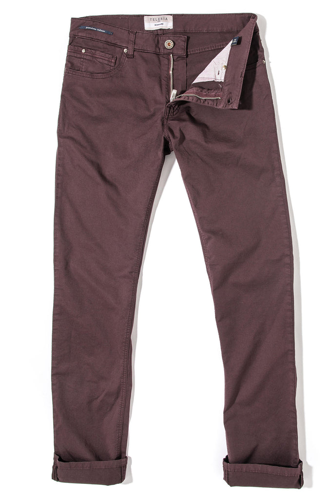 Fowler Ultralight Performance Pant In Mosto (4694774939741)