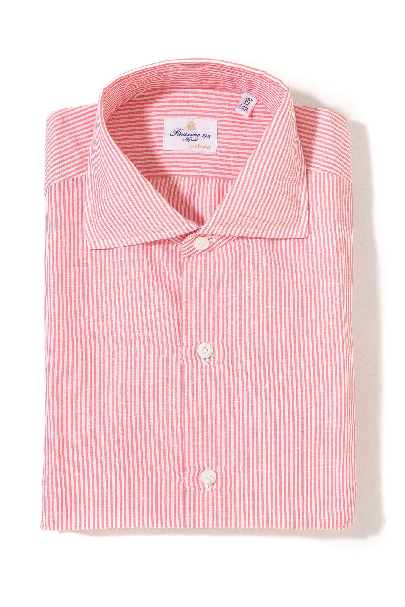 Finamore DeAngelo Esclusiva Dress Shirt (4103409336413)