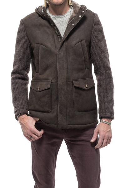 Jackson Hooded Shearling Coat (1954005680221)