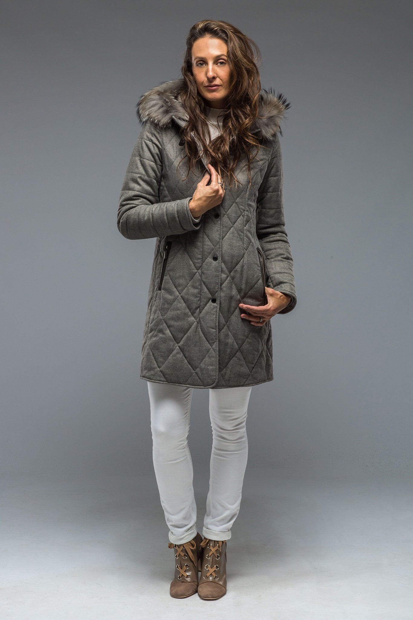 Eirene Quilted Coat
