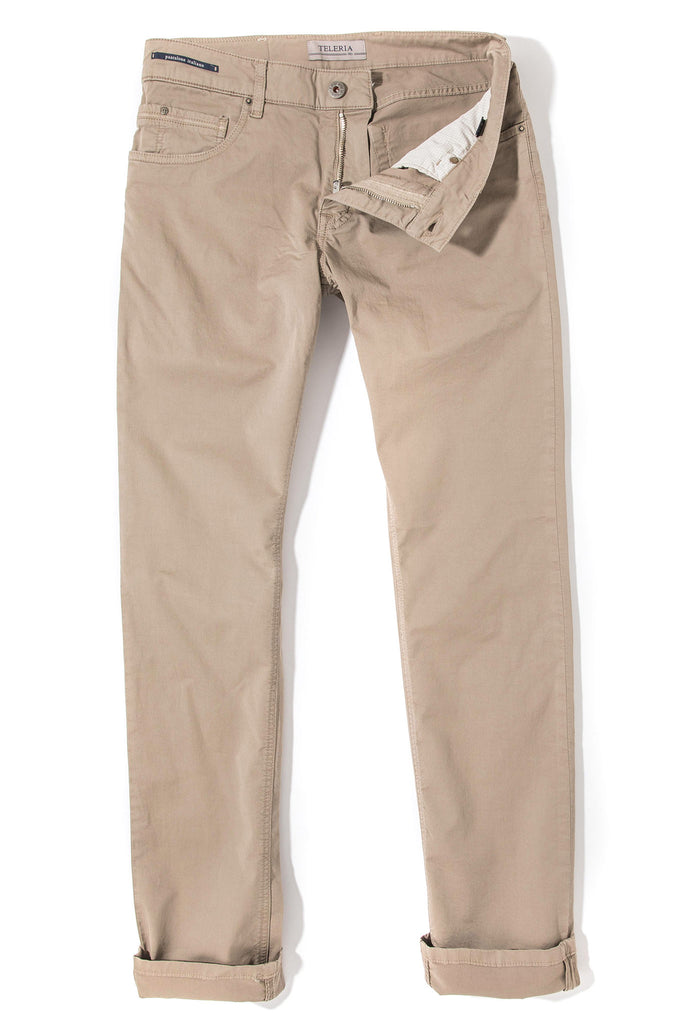 Fowler Ultralight Performance Pant In Tortora (4690602131549)