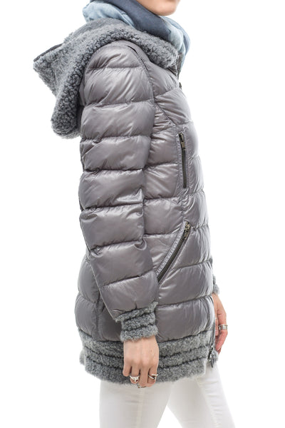 Dube Sophia Down Hooded Jacket