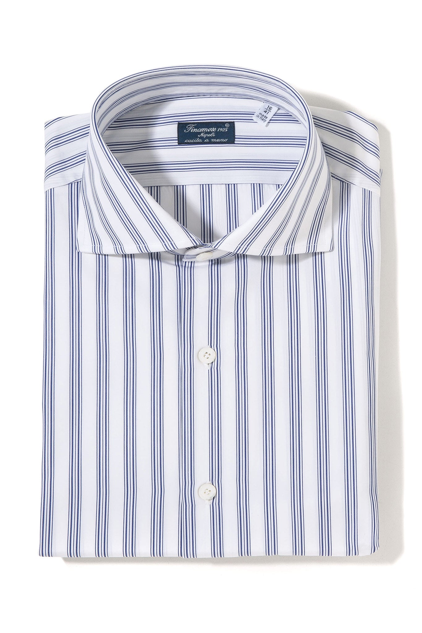 Finamore Alwyn Dress Shirt (3826993004637)
