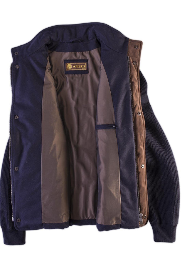 Axel's Milan Collection Trevi Sleeved Vest Jacket