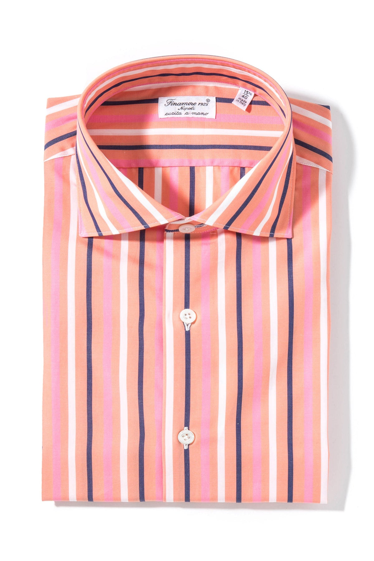 Finamore Orfeo Dress Shirt (1947951890525)