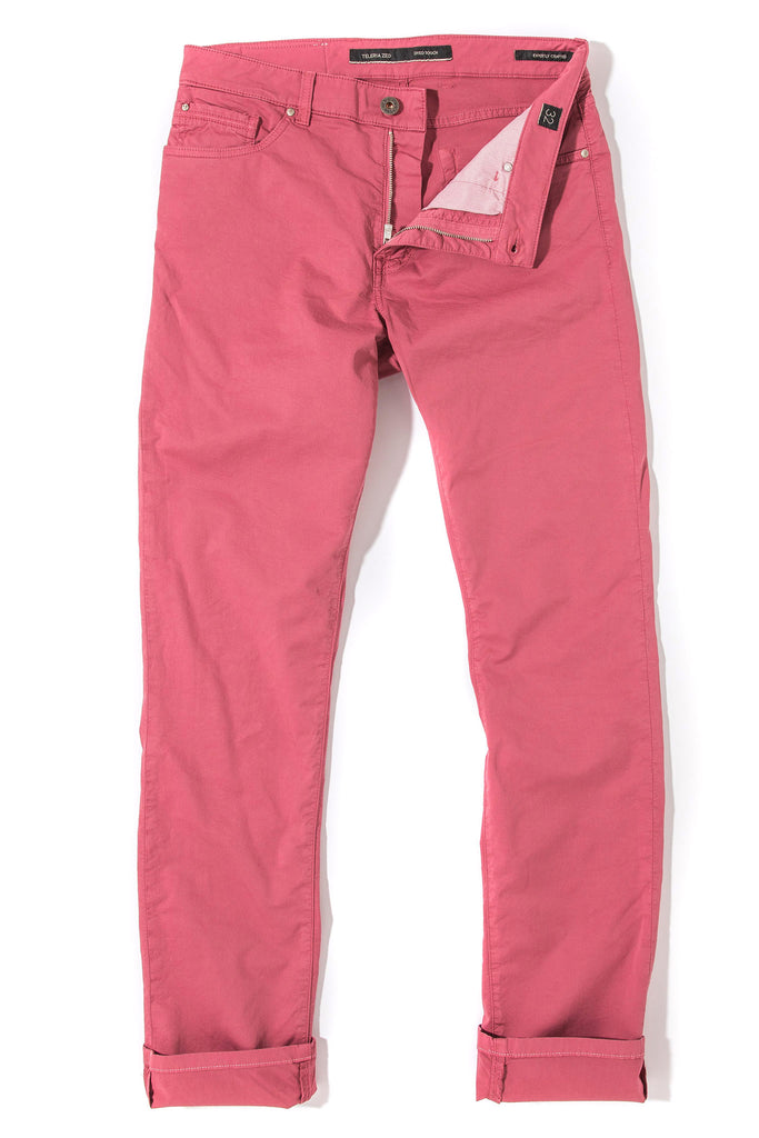 Fowler Ultralight Stretch 5 Pocket In Rosa (4686575403101)