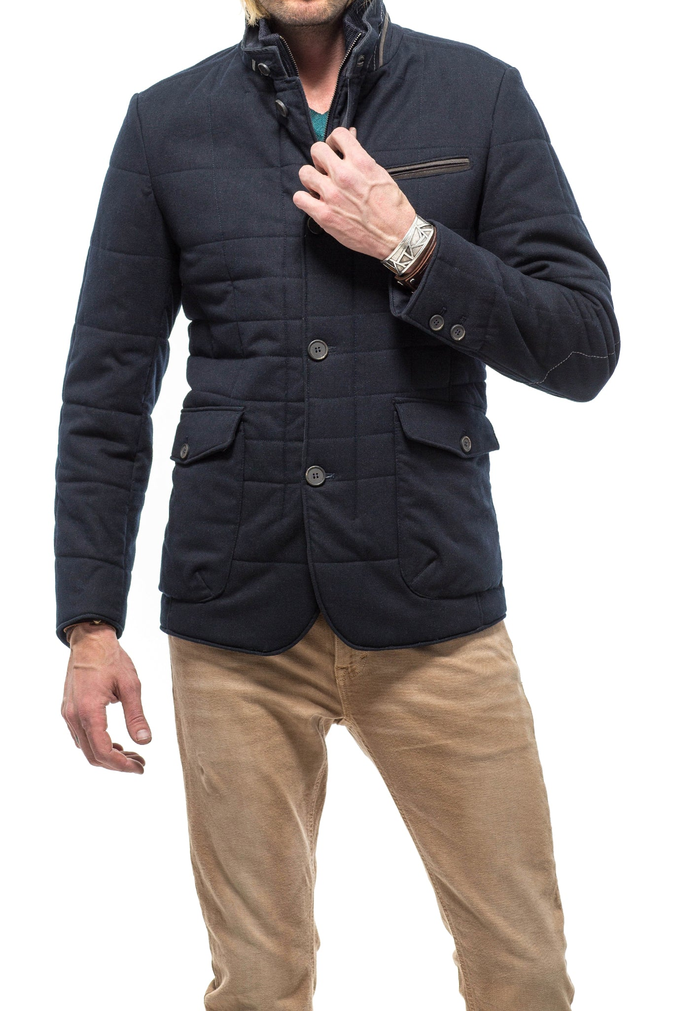 Eiger Quilted Jacket (1975033200733)