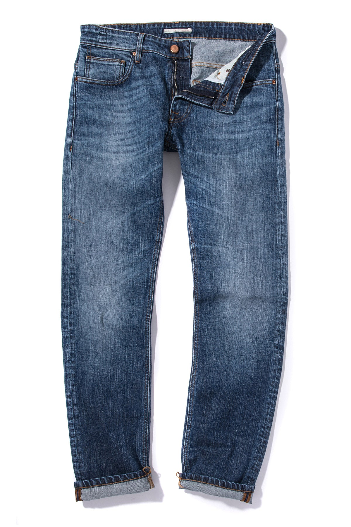 Don the Fuller New York Mid-Wash Jeans (3527972323421)