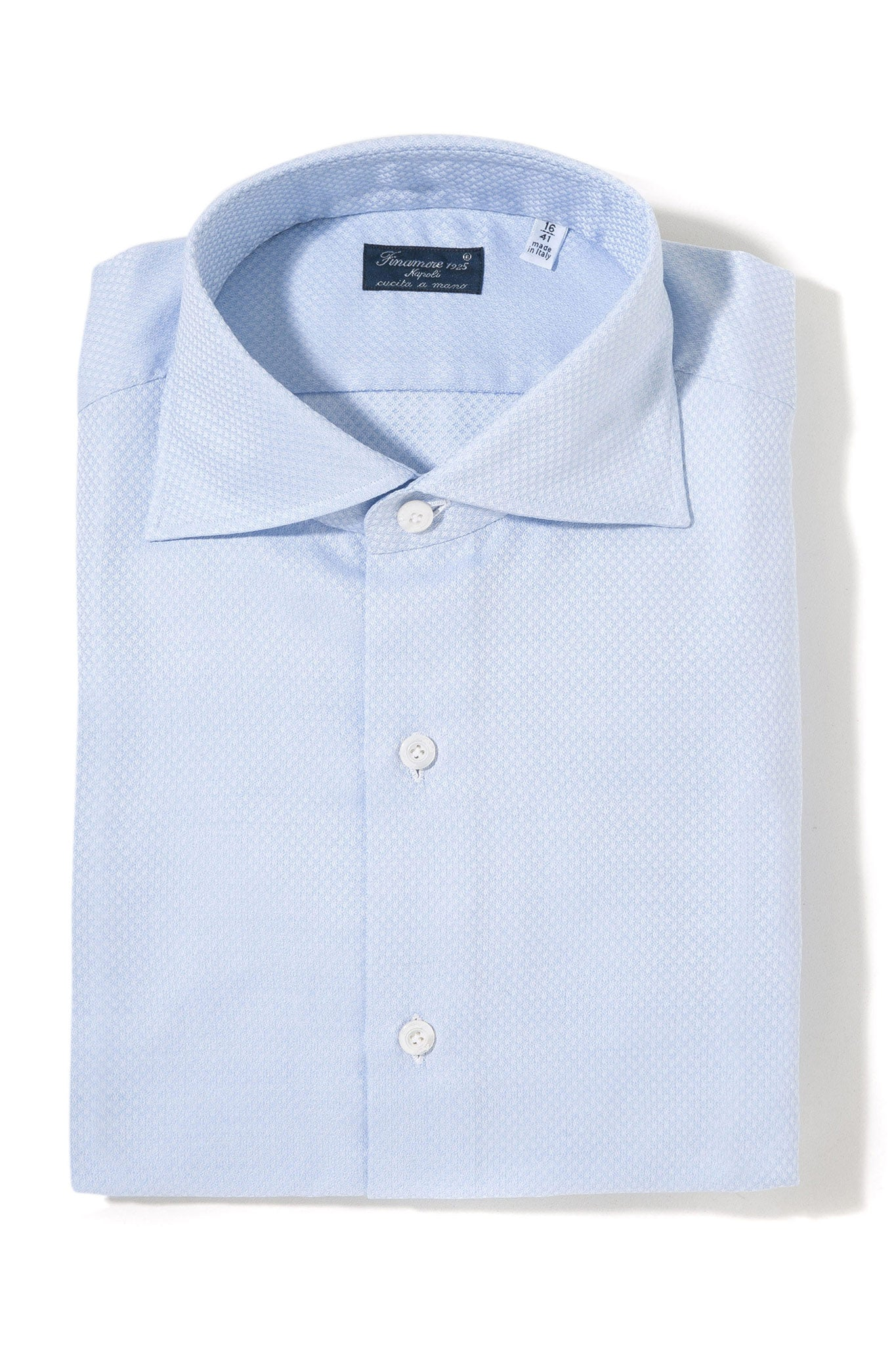 Finamore Kingston Dress Shirt (4103395278941)