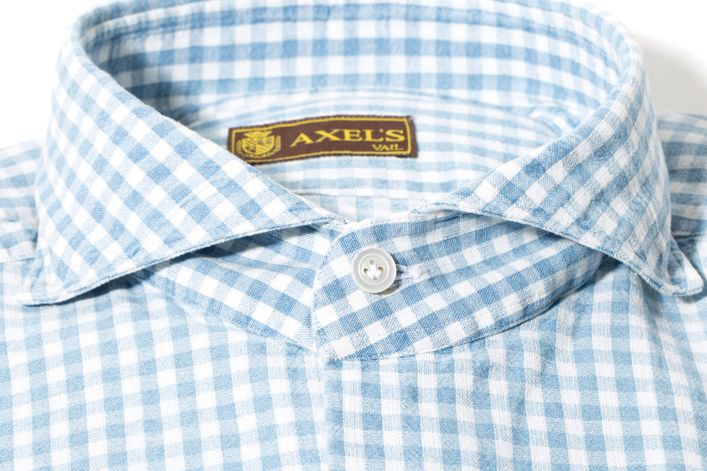Axel's Farina Cotton Check (3722936942685)