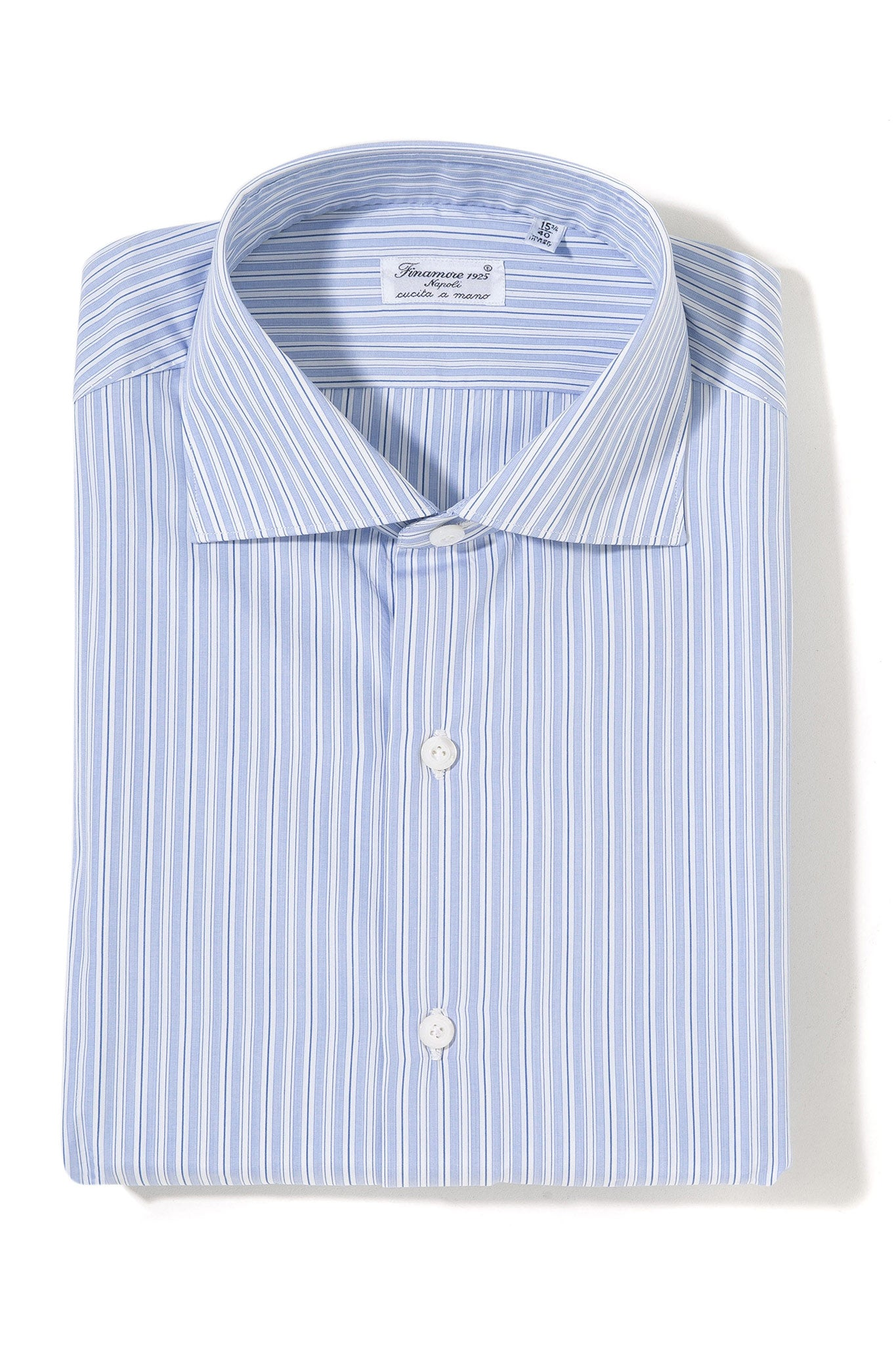 Finamore Newbridge Dress Shirt (4103395573853)
