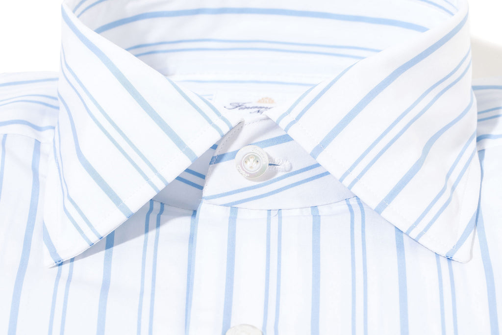 Finamore Wallace Exclusiva Dress Shirt (3827233325149)