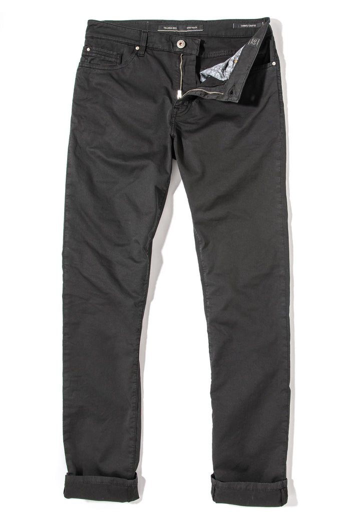 Fowler Ultralight Performance Pant In Nero (4690185158749)