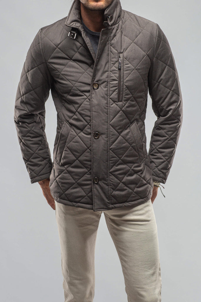 Rochester Chelsea Jacket In Charcoal (5887151636633)
