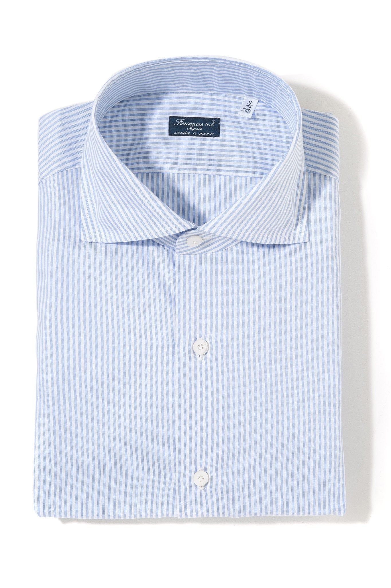 Finamore Camden Dress Shirt (3827042222173)
