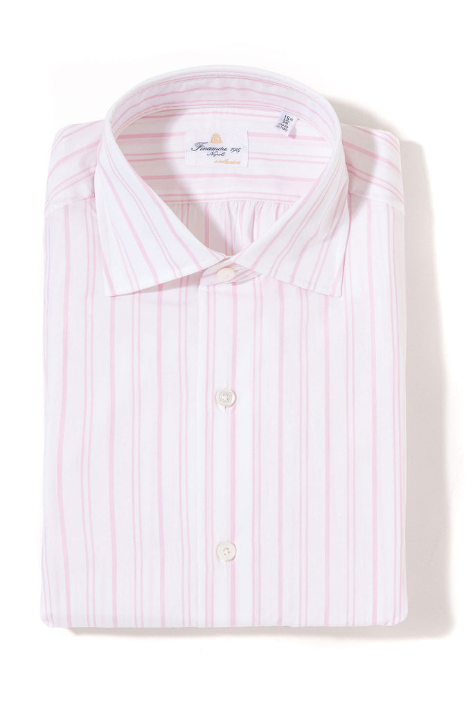 Finamore Ziggy Esclusiva Dress Shirt (3827214155869)