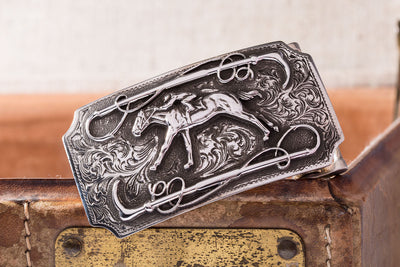Sterling Silver Down the Stretch - American Buckle - 4