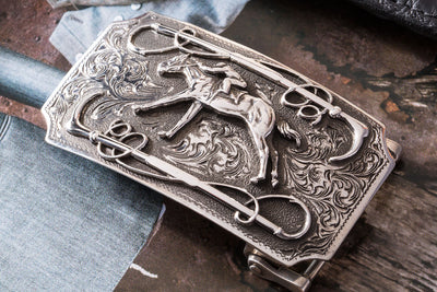 Sterling Silver Down the Stretch - American Buckle - 2