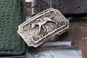 Sterling Silver Down the Stretch - American Buckle - 6