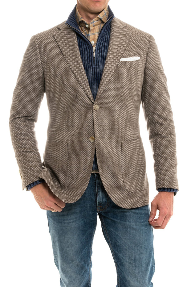 Axel's Niccolo Jacket in Grey