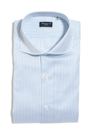 Finamore Candreva Twill Dress Shirt