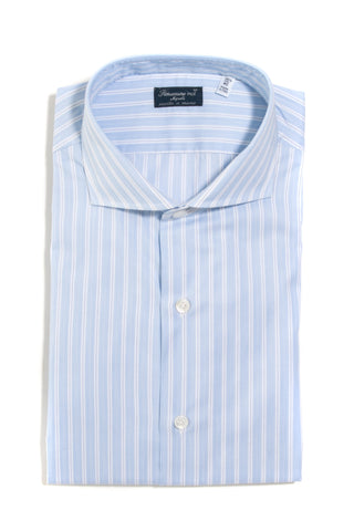 Finamore D'Annunzio Twill Dress Shirt