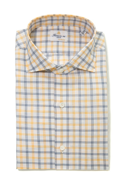 Finamore Cattaneo Esclusiva Handmade Dress Shirt