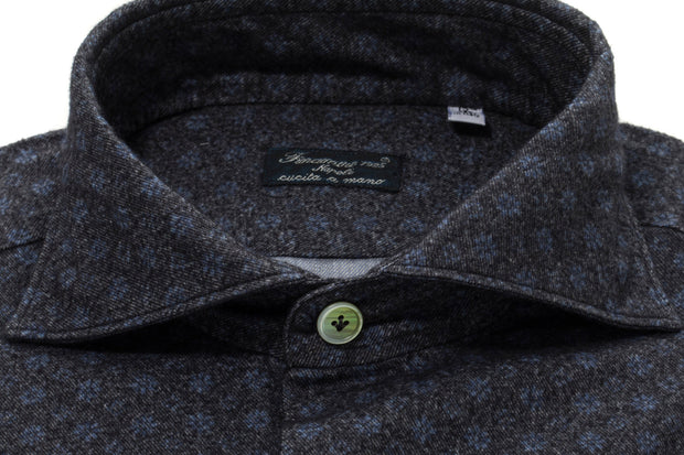 Finamore Marsilio Sport-Dress Shirt