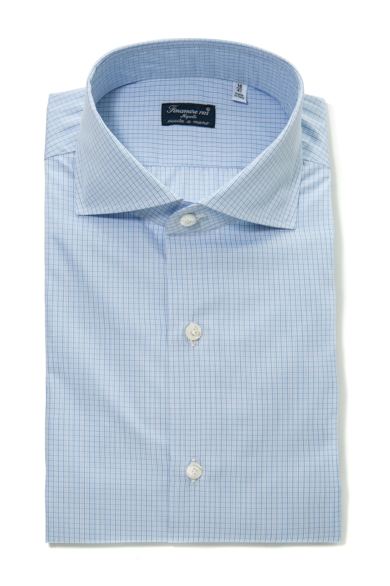 Finamore Sabbatini Dress Shirt (322177237016)