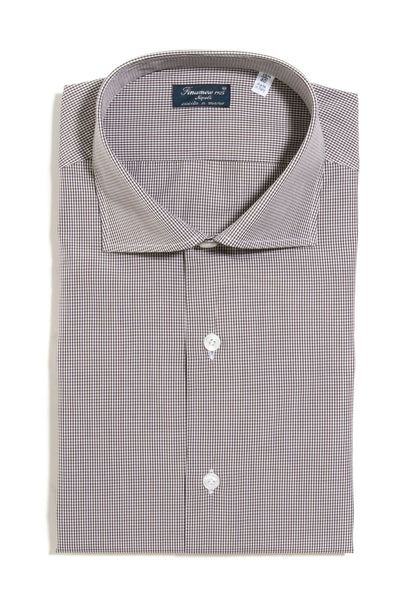 Finamore Maggiore Broadcloth Dress Shirt