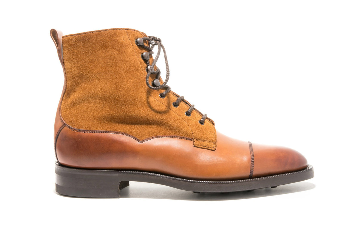 Edward Green Galway Boot in Chestnut (1381386584157)