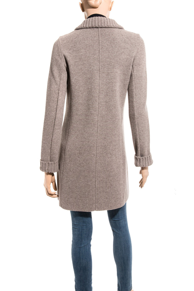 Amaretto Long Cashmere Sweater in T.Moro