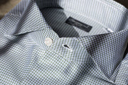 Finamore Crecco Twill Dress Shirt