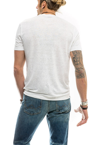 Axel's Colleton Linen T-Shirt