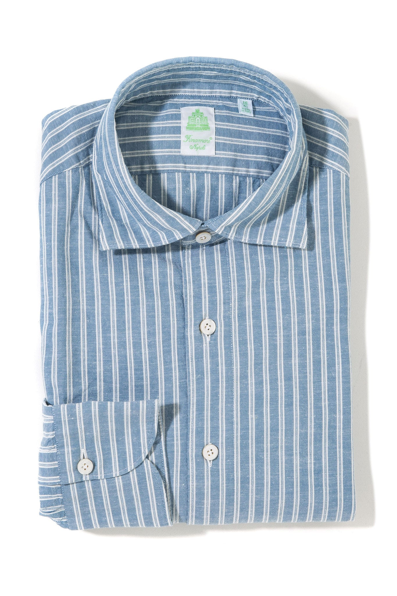 Finamore Billy Sport Shirt (3827001327709)