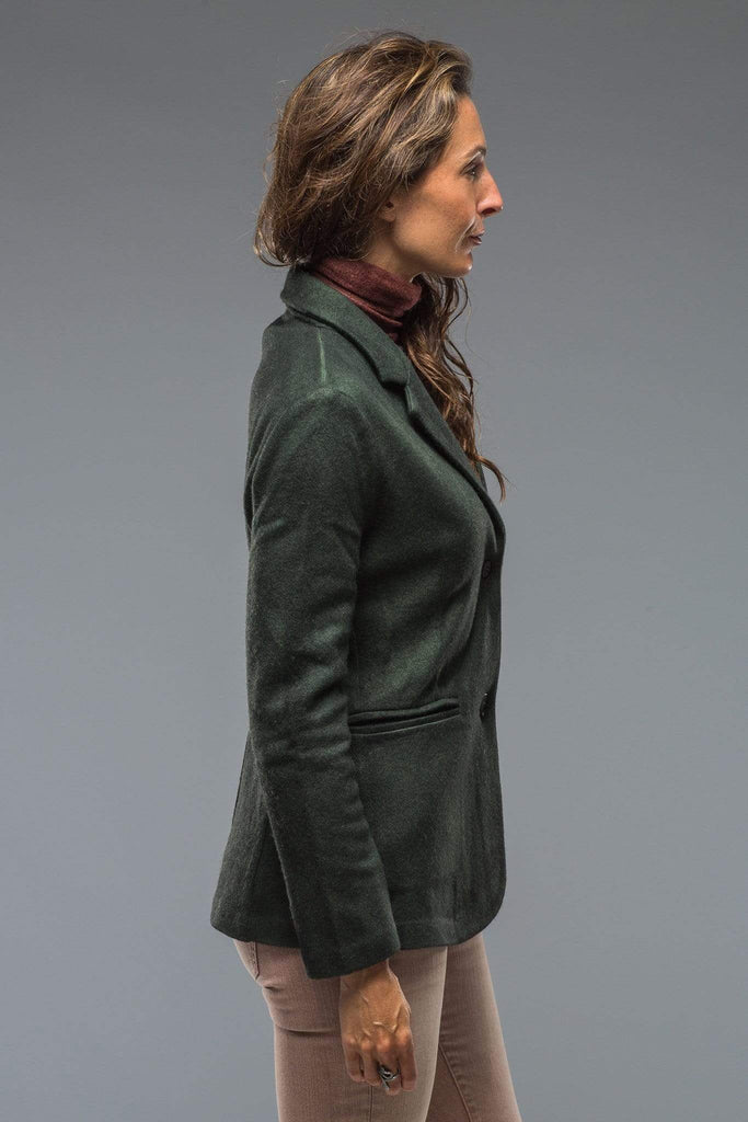 Avant Toi Pisces Jacket In Green Ladies - Tailored - Jackets