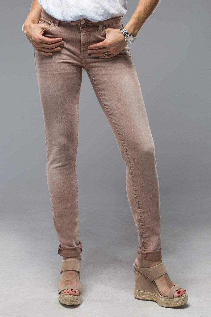 Axel'S Madison Skinny Jeans in Aged Desert Ladies - Pants