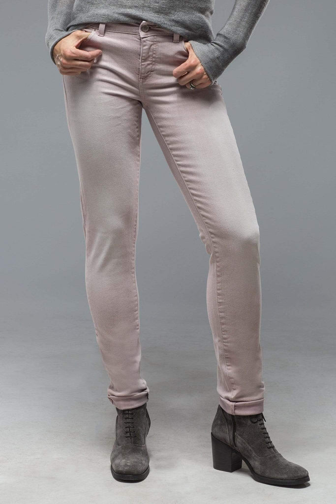 Axel'S Madison Skinny Jeans In Washed Licorice Ladies - Pants