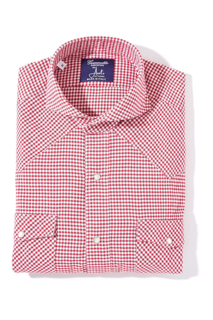 Axels GP AJ Snap Shirt Mens - Shirts - Outpost