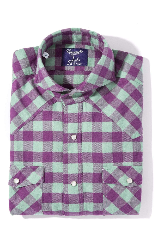 Axels GP Albert Snap Shirt Mens - Shirts - Outpost