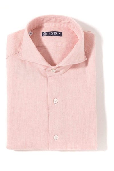 Axels GP Conway Flannel Shirt In Pink Mens - Shirts