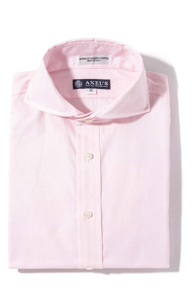 Axels-Is Kings Oxford In Pink Mens - Shirts - Outpost