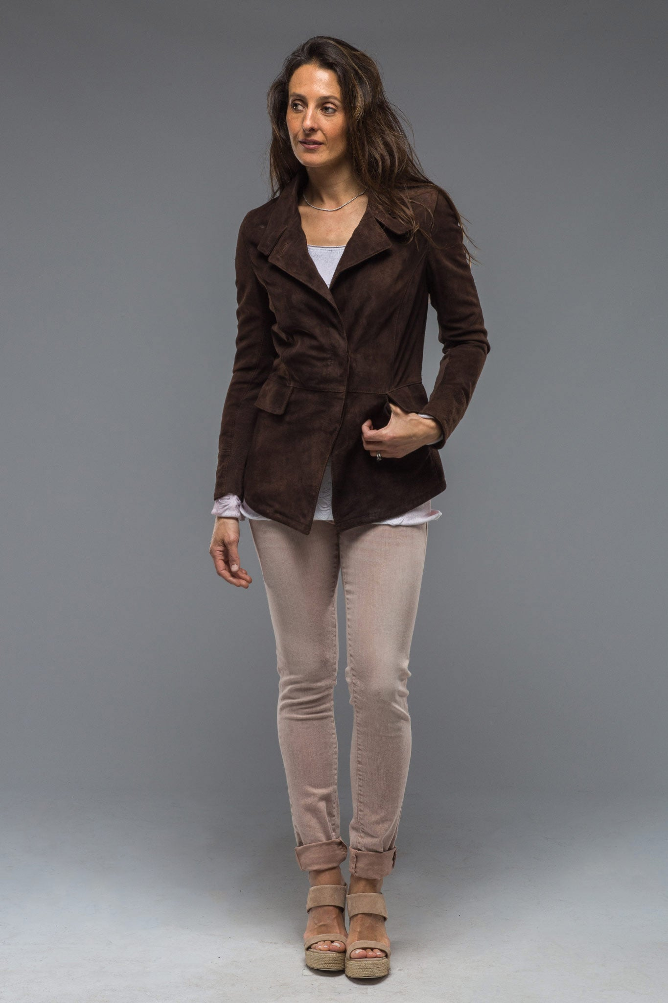 Addison Suede Jacket (3591387938909)