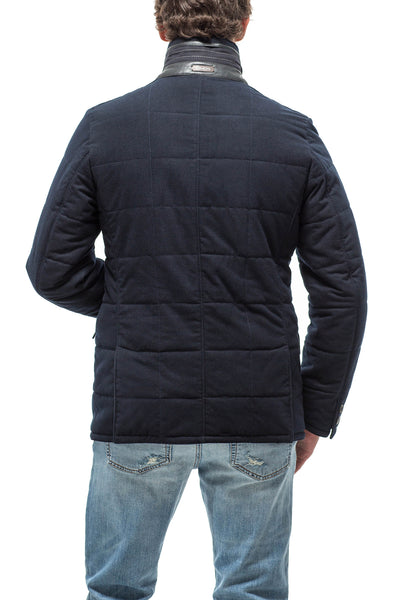 Gimo's Dawson Quilted Campus Jacket