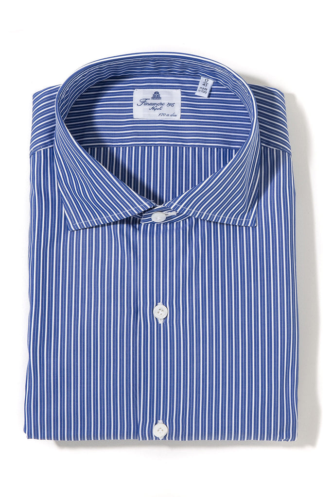 Finamore Ryder Exclusiva Dress Shirt (3827198984285)
