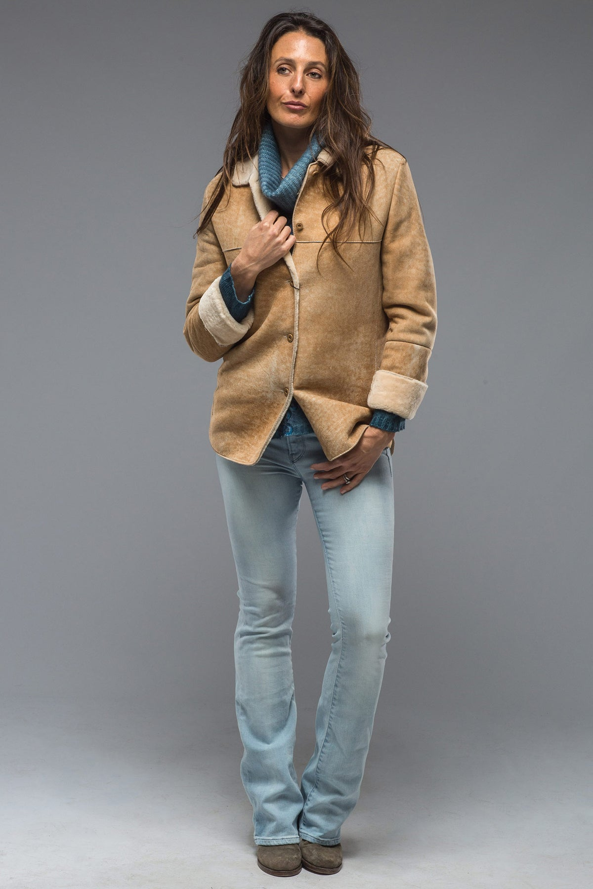 Bethany Shearling Jacket (3587572465757)