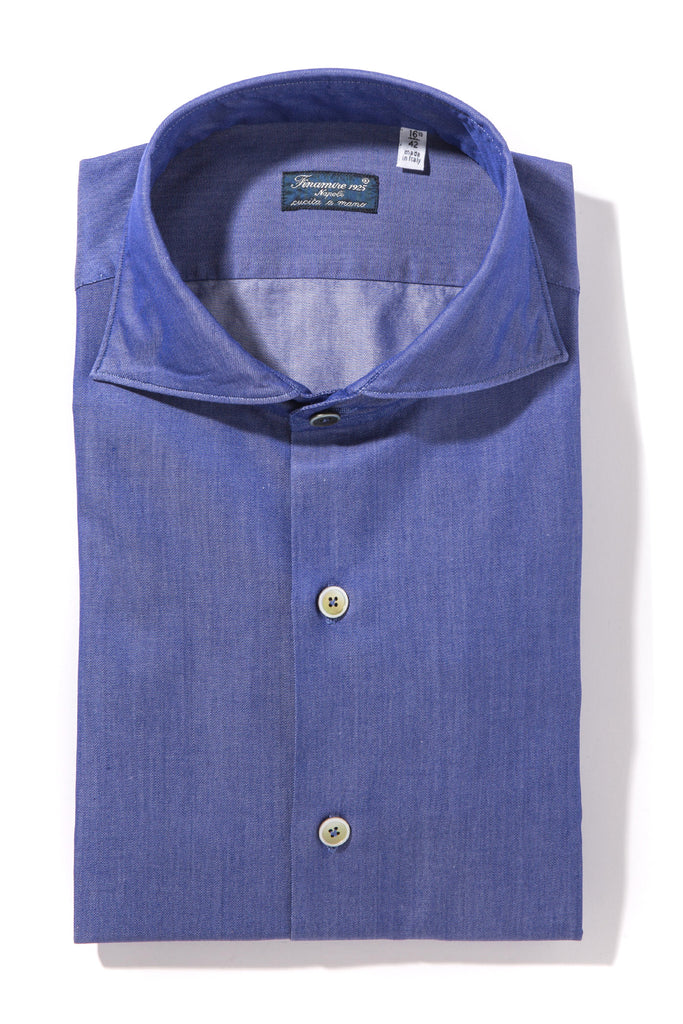 Finamore Savuto Dress Shirt (1302611132509)